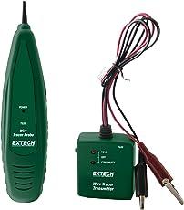 Extech Kabel-Prüfgerät und Tongenerator, 1 Stück, TG20