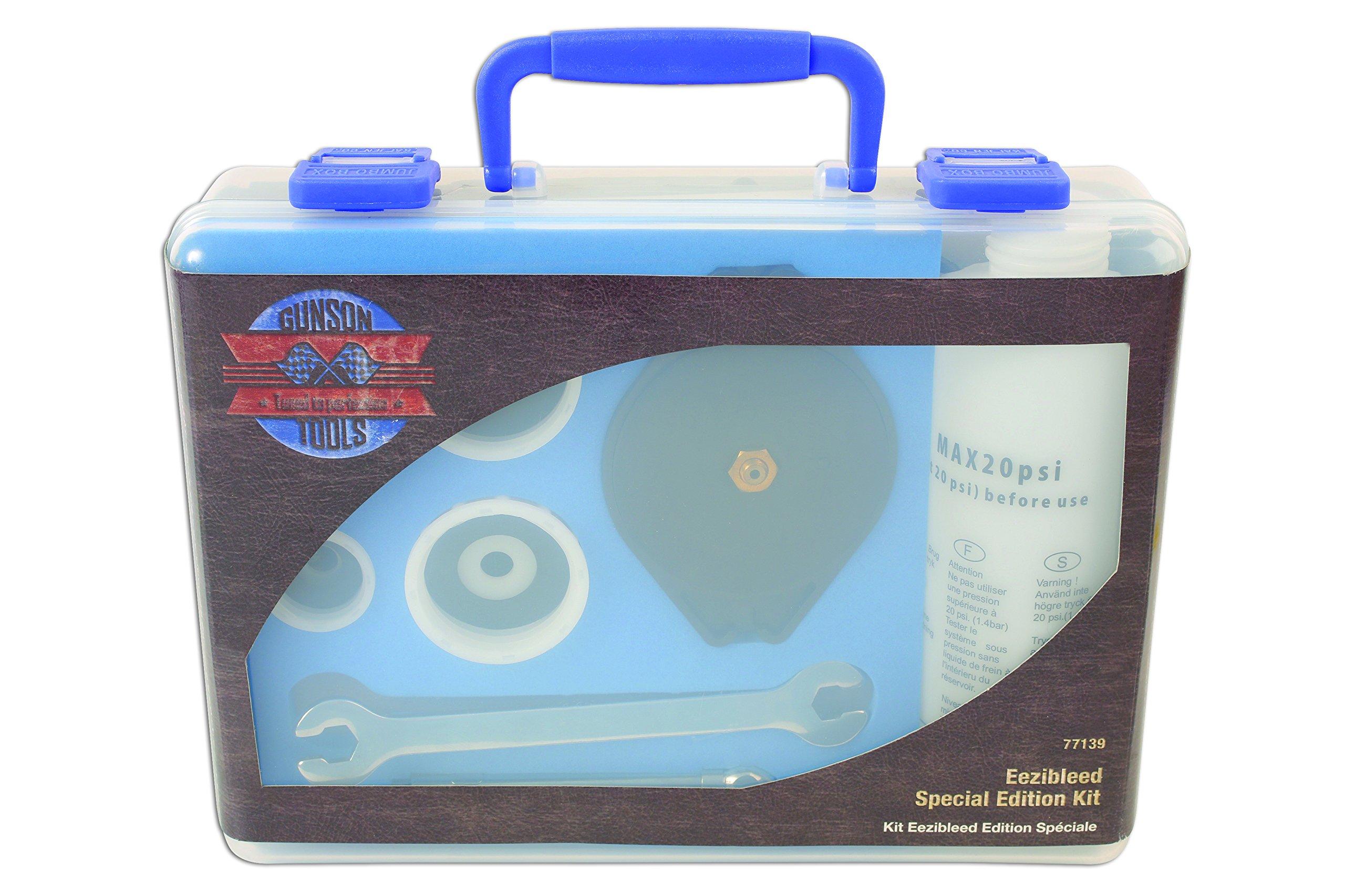 Laser Gunson 77139Eezibleed Special Edition Kit