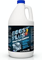 Boost Plus Best Diesel Engine Fuel Additive Cleans Engine Increases Fuel Economy - 1 Gallon