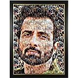 PERSONALIZED WORLD Customize mosaic photo frame with mosaic photo (50 photos)