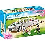 PLAYMOBIL- City Life-Limusina Nuptial Conjunto de figuritas, Multicolor, Talla Única (9227)