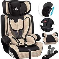 KIDIZ® Autokindersitz Kindersitz Kinderautositz | Autositz Sitzschale | 9 kg - 36 kg 1-12 Jahre | Gruppe 1/2 / 3…