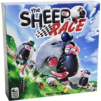 Ghenos Games - Sheep Race, Gioco da Tavolo