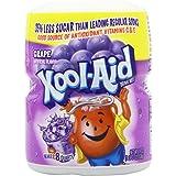 Kool-Aid Powder - Grape 19oz (538g)