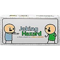 Joking Hazard by Cyanide & Happiness - EIN lustiges Comic-BAU-Partyspiel für 3-10 Spieler, ideal für Spieleabend