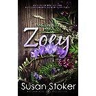 Un Sanctuaire pour Zoey (Forces Très Spéciales : L'Héritage t. 5)