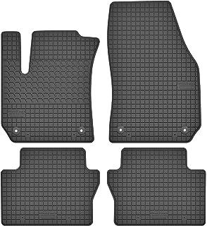 Gummimatten Gummi Fußmatten für Peugeot 208 2012-2018 Original Qualität