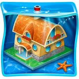 Aquapolis - ville sous-marine et de la ferme