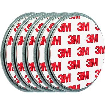 ECENCE 5X Supporto Magnetico per Rilevatore di Fumo Attacco Magnetico para Rilevatore di Fumo 45020108005