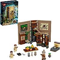 LEGO Harry Potter Lezione di Erbologia a Hogwarts, Playset da Collezione Portatile in Custodia da Viaggio, 76384