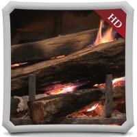 Calm Fireplace HD - Wallpaper & Themes