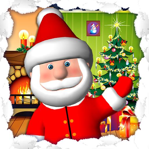 Talking Santa Claus
