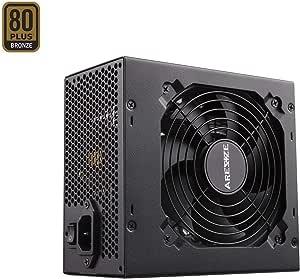 Golden Field Aresze 550 Watt 80 Plus Bronze Atx Pc Netzteil Netzteil Mit Modulares Kabelmanagement