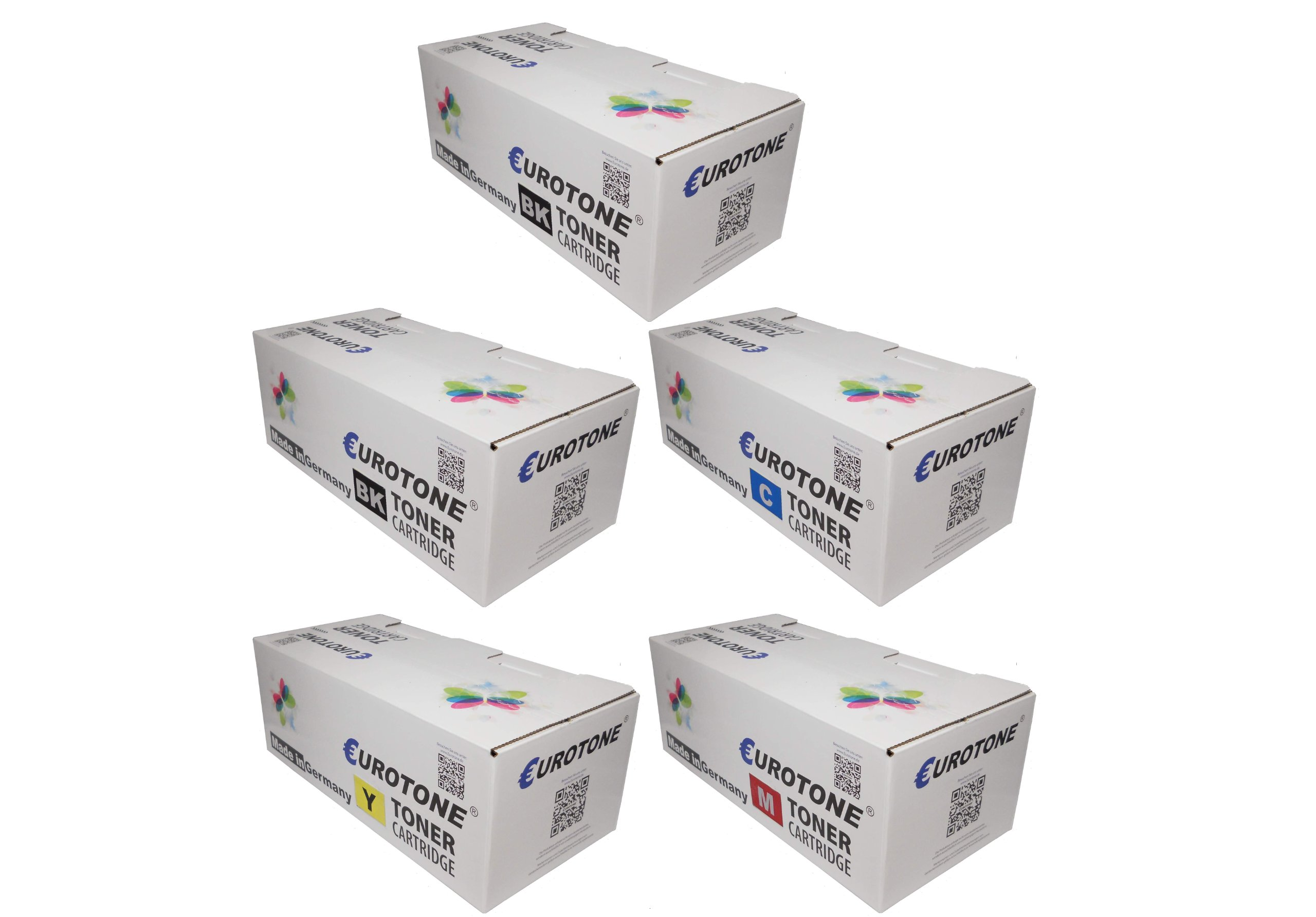 Eurotone High Quality Toner Cartridges per Samsung ProXpress C2670FW /SEE und C2620DW /SEE sostitui