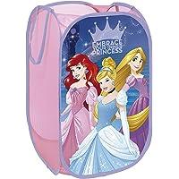 Superdiver Panier Pliable pour Enfants en Tissu avec poignées - Princesses Disney I Cube Organisateur pour vêtements et…