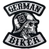 Aufnäher Aufbügler Schwatz Mir Keinen Rost Ans Moped Motorrad Auto