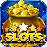 LotsAloot 5-Reels progressive online Luck-iest Mobile Video Slots Vegas Pot of Gold Machine for Casino Fun