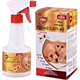 Medfly Parashield Fleas & Ticks Spray for Dogs and Cats - 250 ML