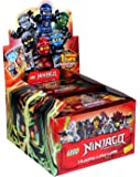 Sammelkarten Lego Ninjago Serie II, 50 Booster in Display