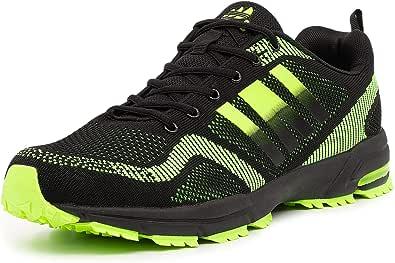 LEKANN 200 Men's Sports Shoes Lightweight Running Shoes Breathable Trekking Shoes Size 47-50 EU