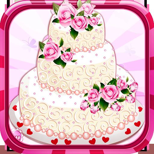 rose-wedding-cake-cooking-game