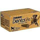Dentalife Snack per l'Igiene Orale, per Cani di Taglia Grande, Maxi Confezione da 72 Stick