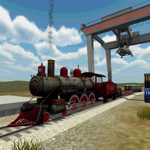 Trains 'n Cranes