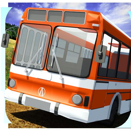 OffRoad Bus Simulator 3D - Monster Spiele Jam