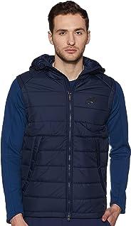 Nike Men's Hoodie (806864-451_Obsidian/Coastal Blue/Black_L)