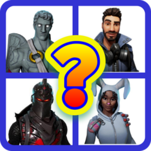 Guess The Character Fortnite