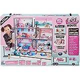 L.O.L. Surprise!- Casa con Legno Vero e 85+ Sorprese, Multicolore, 560531