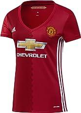 adidas Damen Manchester United Replica Trikot