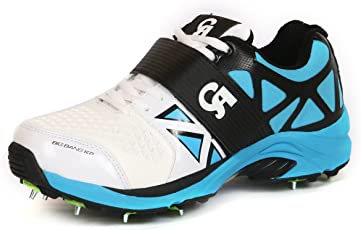 CA Big Bang All Rounder Metal Spike Cricket Shoes