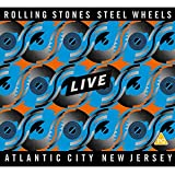 Steel Wheels Live (Atlantic City 1989) (1 BluRay + 2 CD) [3 Disks] [Blu-ray]