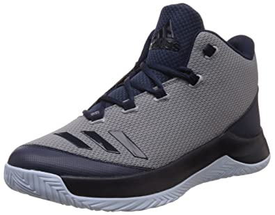 adidas basketball shoes 2016. adidas men\u0027s outrival 2016 grey, conavy and iceblu basketball shoes - 7 uk/india (40.7 eu): buy online at low prices in india amazon.in g