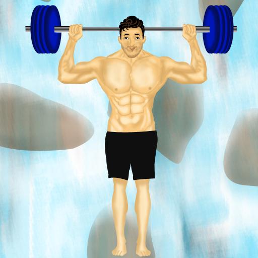 hocken wie die Hölle Ausbildung: von Dusche zu Fitness-Bodybuilder Sportler - Gratis-Edition (Sexy-ziele)