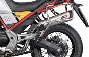 Moto Guzzi V85 Tt Titanium Slip On Auto