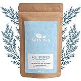 Infusiones Relajantes para Dormir | 80grs(50 Días) | Infusiones para Dormir | Valeriana Infusion | Ingredientes Premium Valer