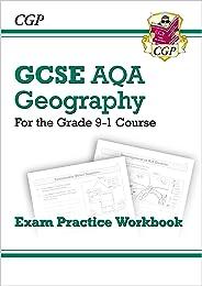 Grade 9-1 GCSE Geography AQA Exam Practice Workbook
