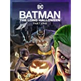 Batman: The Long Halloween Part 1 [Blu-ray Steelbook] [2021] [Region Free]