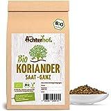 Bio-Koriander-Samen ganz (100g) Bio Koriandersaat vom-Achterhof Koriandersamen coriander organic