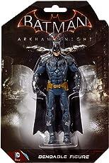 NJ Croce Arkham Knight Batman Bendable Figure, Multi Color (5 1/2-inch)