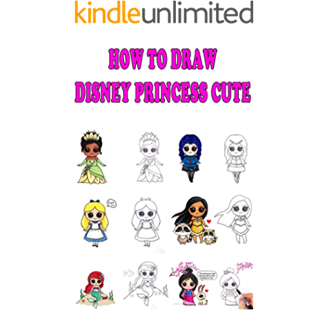 How To Draw Princess Books For Kids A Step By Step Drawing Activity Book For Kids To Learn How To Draw Princesses Unicorns And Other Fairy Tale Pictures Ebook Pineapple Activity Books Amazon In Kindle