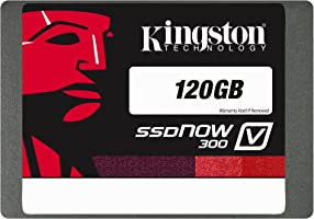 Kingston Technology SV300S37A/120G 120 GB Solid State Drive V300 SATA 3, 2.5 Inch, Grey