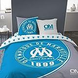 Om Housse de Couette + Taie d'oreiller 100% Coton (240_x_220_cm)