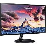 """Samsung S24F354 - Monitor de 24"""" Full HD (1920x1080, 4 ms, 60 Hz, LED, 16:9, 1000:1, 250 cd/m², 178°, HDMI, VGA, Base Redonda"""