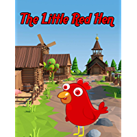 Story Of The Little Red Hen : Bedtime Stories to Your Kids   Moral Stories and Bedtime Stories For Kids: Stories for…