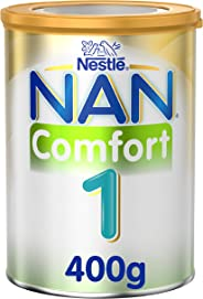 Nestlé NAN COMFORT 1, From birth to 6 months, Starter Infant Formula for Colic, Gas, and Constipation, Fortified with Iron 4