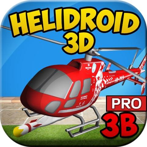 Helidroid 3B : 3D RC Helicóptero