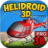 Helidroid 3B PRO : 3D RC Hélicoptère